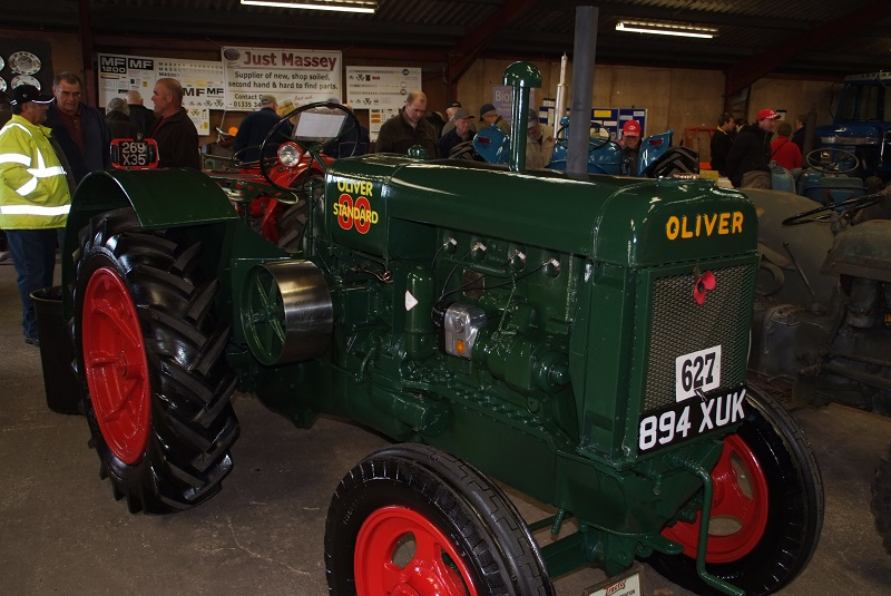 Vintage Tractor Show 61